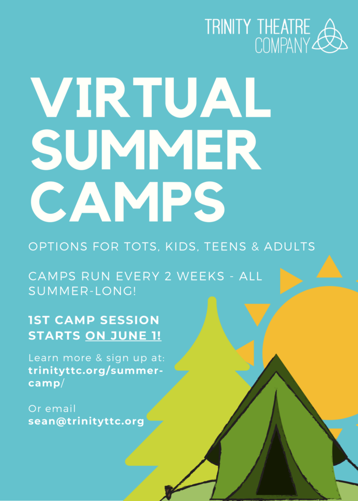 Summer Camp with Trinity Theatre Company