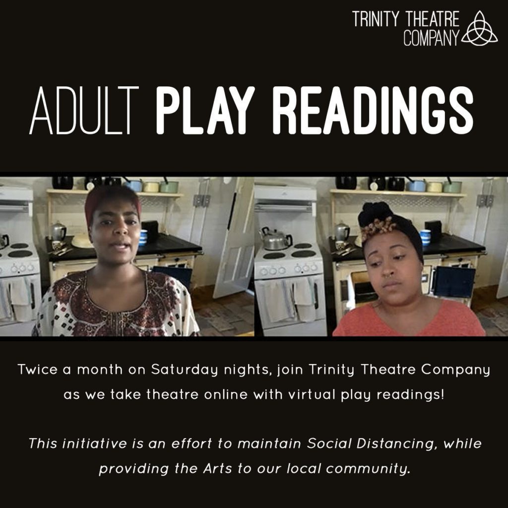 Adult Play Readings