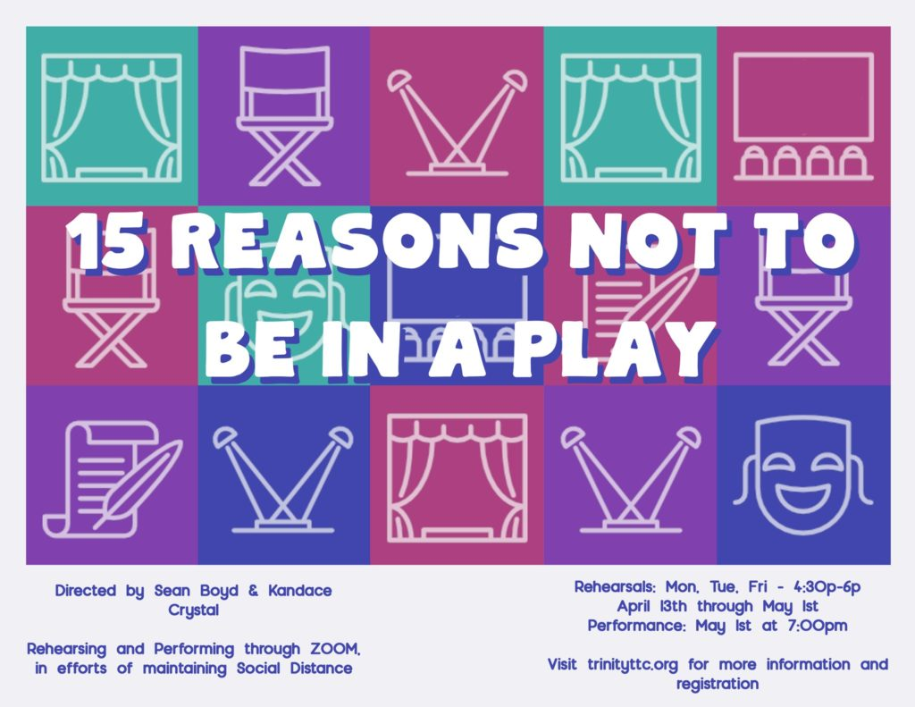 15 Reasons Not to Be in a Play